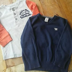 Carter's Shirts & Tops - Boys lot of shirts 2t/3t